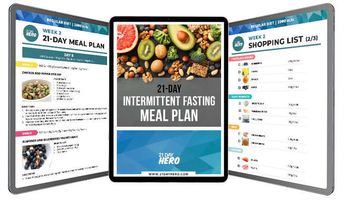 Meal plan cover visual