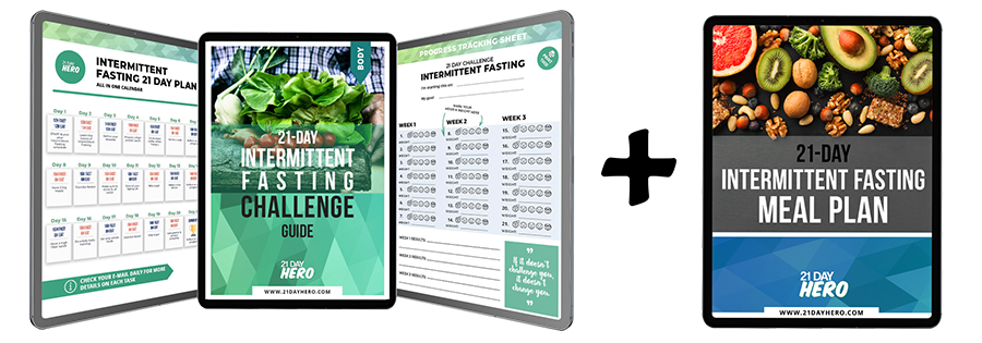 Intermittent fasting challenge and meal plan pdf