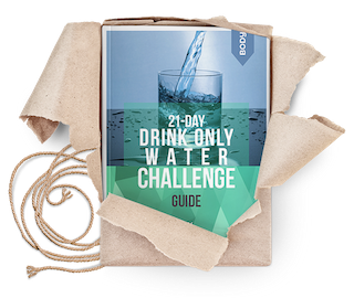 Drink only water challenge